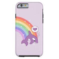 Cute Whale iPhone 6 Case