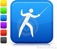 Fencing Icon Stock Photos, Images, & Pictures – (224 Images)