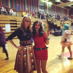 Dalek and Oswin Oswald   27 Wonderful Doctor Who Costume Ideas For Whovians   POPSUGAR Tech