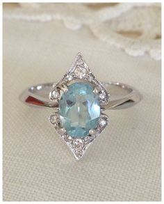 Hey, I found this really awesome Etsy listing at https://www.etsy.com/listing/165228184/a-stunning-blue-natural-aquamarine-and