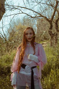Exclusive Fashion Editorials April 2017 Giulia Renzi by Sara Giannitelli - Fashion Editorials