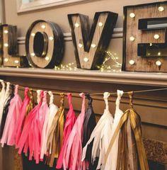 Bridal shower idea; Via catchmyparty