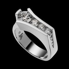 John atencio wedding rings