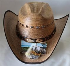 High Noon Hats The Rancher-Coffee     Retail $25.00