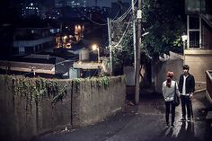 """""""Cheese in the Trap"""": Park Hae Jin & Kim Go Eun Hang Around 