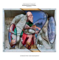 """Abramo e Isacco"" - ""Abraham and Isaac"" by Massimo Petrini"