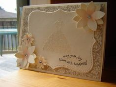 May your Day Bloom With Happiness by strawberry11 - Cards and Paper Crafts at Splitcoaststampers
