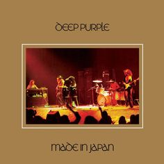 Deep Purple - Made In Japan on Limited Edition 180g 2LP