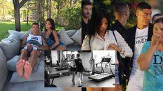 Girlfriend Georgina Rodriguez 's dance teachers inadvertently blurted ou...
