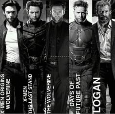 Hugh Jackman as Wolverine/Logan Marvel Wolverine, Logan Wolverine, Marvel Comics, Marvel E Dc, Bd Comics, Marvel Heroes, Marvel Avengers, Captain Marvel, Comic Art