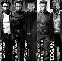 Logan; Wolverine