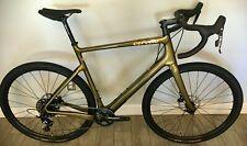 New 2020 Cervelo Aspero Apex 1 Disc Carbon Gravel Bike 58cm Mid Olive Dune Bike Dune Bicycle
