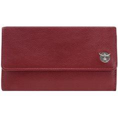 Classic Geldbörse Leder 18,5 cm    Geldbörse aus echtem Leder    Serie: Vintage Leather  Außenmaße (LxBxH): 18.5cm x 11cm x 4cm  Börsenart: Damengeldbörse, Herrengeldbörse  Format: Querformat  Gewicht in kg: 0.15kg  Material: Leder  Kreditkartenfächer: mehr als 10  Münzfächer: 4  Scheinfächer: 1  Steckfächer: 2  Verschlussart: Druckknopf  Produkttyp: Geldbörse...