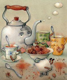 Illustration by Kestutis Kasparavičius (Kestutis Kasparavicius)