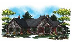 Luxury Home Plans | Luxury Homes - The Plan Collection