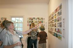 Arts / Twitter Art Exhibit closes this weekend