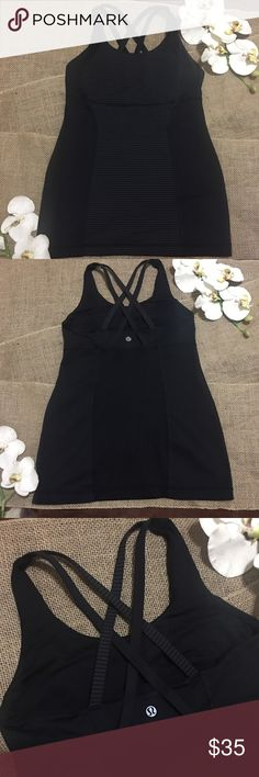 ✨LULULEMON TANK TOP✨ In GOOD CONDITION NO STAINS NO HOLES! ‼PRICE FIRM‼ lululemon athletica Tops Tank Tops
