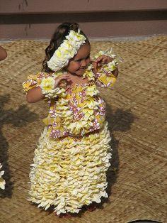 Plumeria Hula Keiki, adorable!