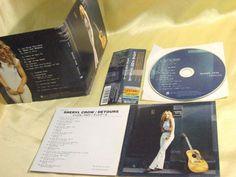CD/Japan- SHERYL CROW Detours +2 bonus trx w/OBI RARE UICA-1044 DIGIPAK #SingerSongwriterFolkCountryRock