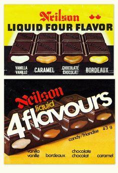 Loved this chocolate bar Retro Candy, Vintage Candy, 1970s Candy, Vintage Food, Vintage Stuff, Vintage Items, My Childhood Memories, Great Memories, School Memories