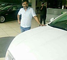 Director Maruthi Brought Swanky Jaguar