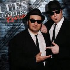 famous duos   The Blues Brothers   Famous Duos