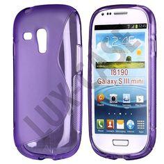 Lilla Samsung Galaxy S3 Mini Deksel