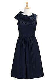 Vintage cotton poplin dress Save up to 30% Off at eShakti with Coupon and Promo Codes.