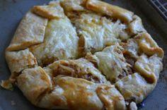 Rustic Sweet Onion Tart