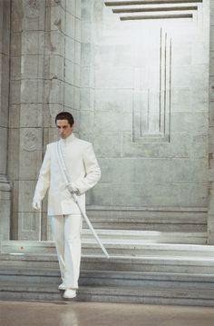 Dress Whites  | Equilibrium Christian Bale