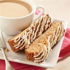 Cinnamon Streusel Coffee Loaf