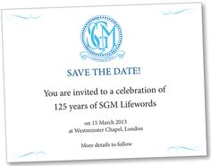 Do you want to come and celebrate with us on 15th March 2013? Click on the image