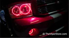 Dodge RAM Headlight accessories and Parts Black Headlights, Luz Led, Dodge, Accessories, Led Light Bars, Jewelry Accessories