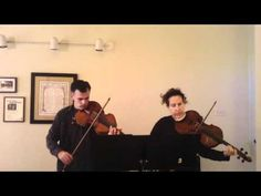 Romance Funebre by Lev Zhurbin, played by Scott Slapin and Tanya Solomon #viola #violaduo
