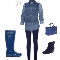 EQ's Styles and fashions for Women 50 and younger by eqnews on Polyvore featuring Fat Face, AG Adriano Goldschmied, True Religion, Barbour, Chinese Laundry, RABEANCO and Kate Spade