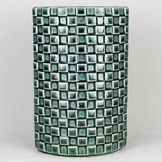 Kaarina Aho (born 1925 in Helsinki, Finland, died joined the Arabia factory's Product Design Department in 1946 as an assistant to Kaj Franck. Design Department, Pottery Art, Scandinavian, Designers, Vase, Ceramics, Green, Home Decor, Ceramica