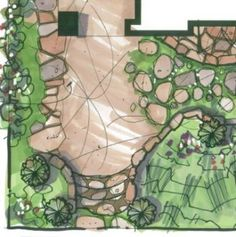 Laying the Ground Work with Landscape Site Design Plans #LandscapingPlans