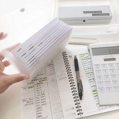 """MAYU on Instagram: """". . 6月25日から始めた#家計簿 続いてます✨✌︎('ω')✌︎✨ #まだ始めたばかり #続いてなかったらある意味すごい #でもだんだん殴り書きになってきた #家計簿にストレスをぶつける .…"""" Financial Planner, Financial Tips, Money Plan, Daiso, Study Inspiration, Study Notes, Office Phone, Konmari Method, Landline Phone"""