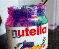 Le plus beau Nutella au monde.