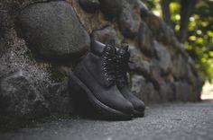"Timberland 6"" Construct Boot - Black"