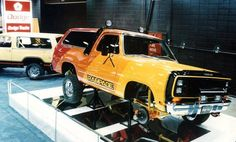 Dodge rampage     Ramcharger    Plymouth trailduster