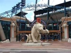detroit tigers baseball stadium
