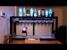 Inebriator is a Robotic Bartender that Mixes Drinks on Command | OhGizmo!