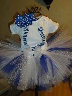 I'm just doubting that either of my little Colts fans would let me dress them in this...