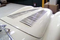 Under Construction: Restoring Clark Gable's specially modified Jaguar XK120
