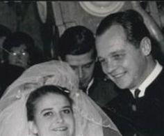2x-Prince Christian Oscar of Hanover and Mireille Dutry on 23 November 1963 at Salzburg, Austria. Two children.