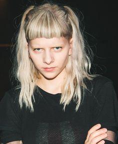 Aurora Aksnes, Moon Princess, Princess Aurora, Stavanger, Horror Photography, Love Photography, Aurora Hair, Most Beautiful, Hair Beauty