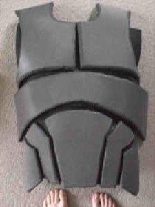 Making Armor Using Foam   No Nonsense Cosplay
