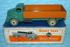 DINKY 532 Leyland Comet