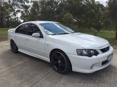 BA MK II XR6 TURBO 2006 FORD FALCON cheap luxury sports car %u2013 Used and second hand cars for sale in Melbourne - Car Hub Sales